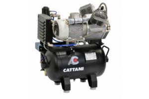 Компрессор Cattani на 2 установки